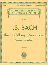 oldberg Variations: Piano Solo (Schirmer's Library of Musical Classics)